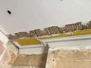 Restoration of Fibrous Plaster Mouldings