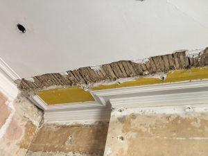 Restoration of Fibrous Plaster Mouldings